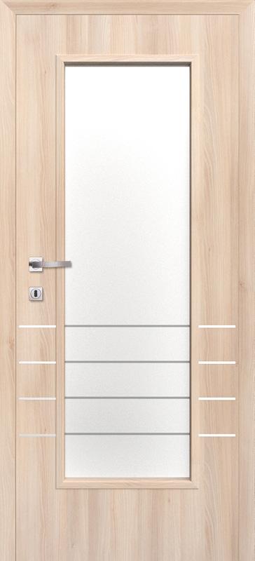 Врата Classen Ясен снежен м.3