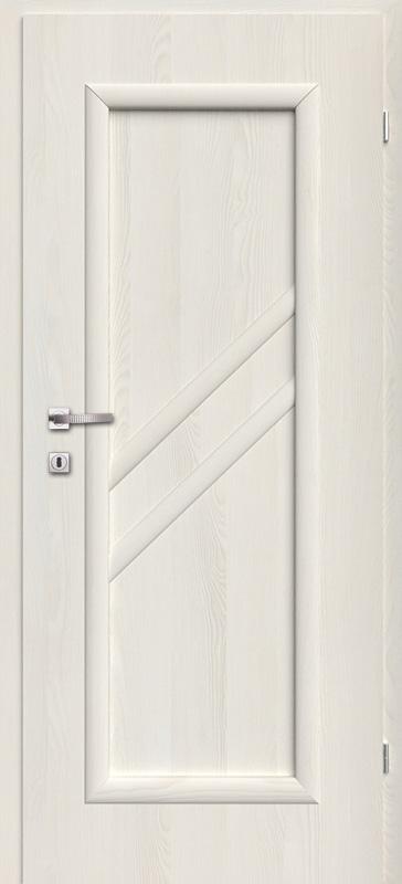 Врата Kласен цвят Ясен бял Примо фолио м.1 - 180.00 лв.