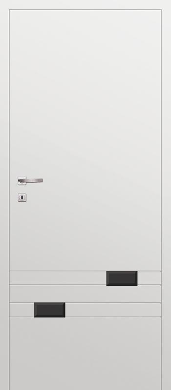 Врата Classen Бял лак PU м.1