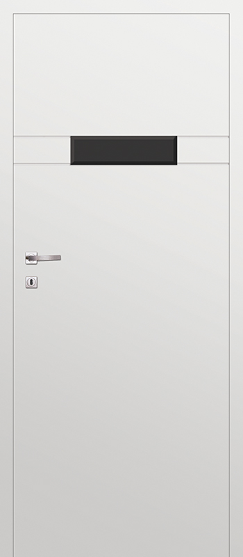 Врата Classen Бял лак PU м.2