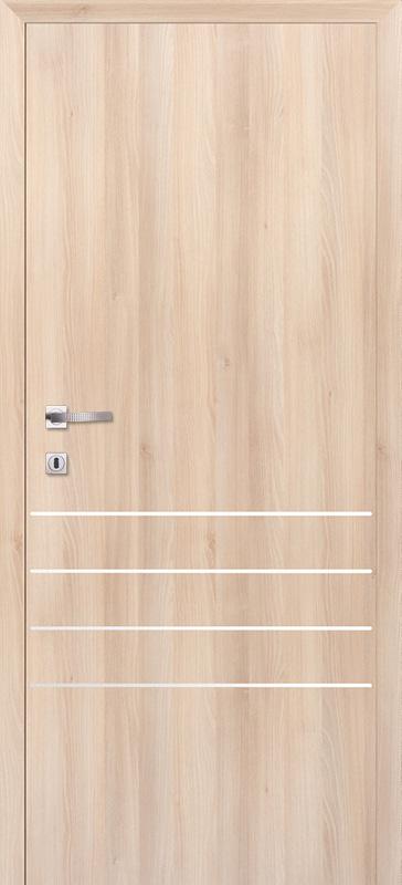Врата Classen Ясен снежен м.6