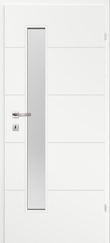 Врата Classen Бял лак UV м.1.5