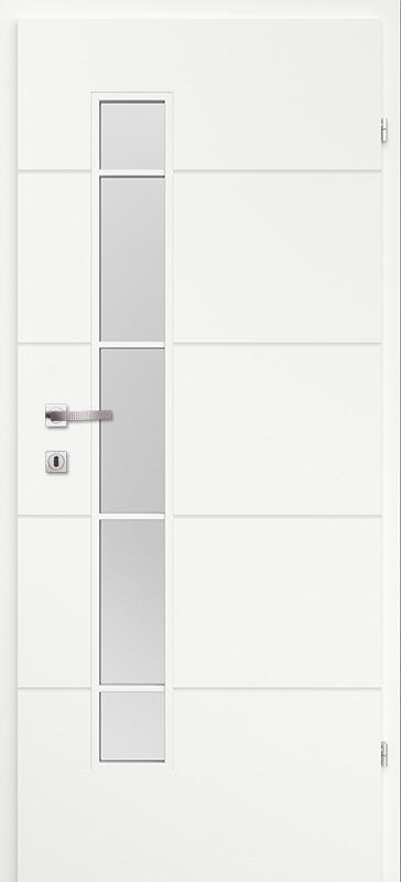 Врата Classen Бял лак UV м.1.6