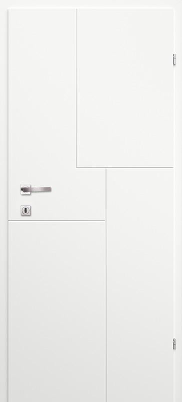 Врата Classen Бял лак UV м.2.11