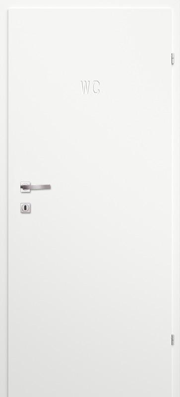 Врата Classen Бял лак UV м.2.13