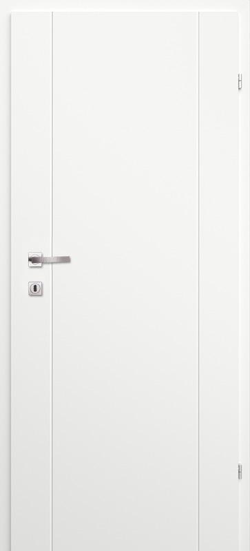 Врата Classen Бял лак UV м.2.3
