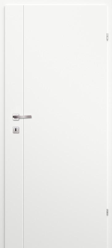 Врата Classen Бял лак UV м.2.4