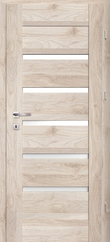 Врата Classen Орех светъл м.4