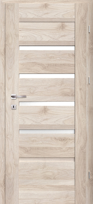 Врата Classen Орех светъл м.6
