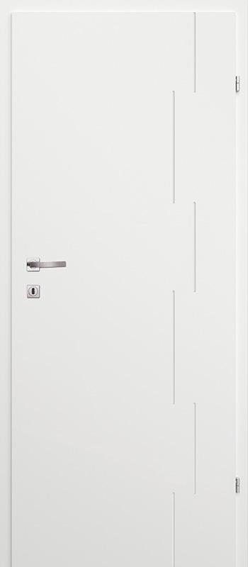 Врата Classen Бял лак UV м.5