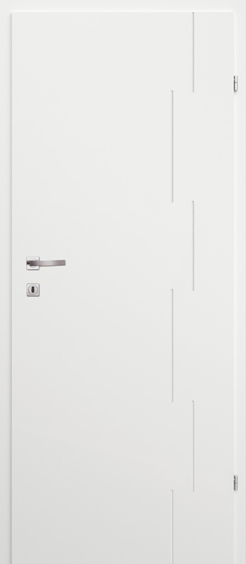 Врата Класен Бял лак UV м.5 - 240.00 лв.