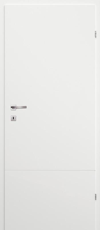 Врата Classen Бял лак UV м.9