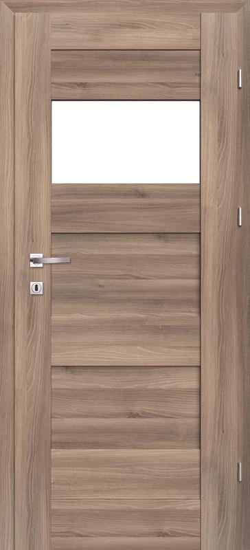 Врата Classen Ясен графит Irid м.2