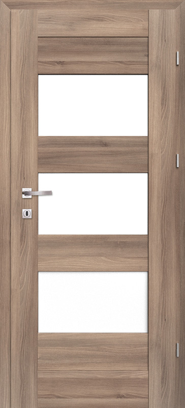 Врата Classen Ясен графит Irid м.3