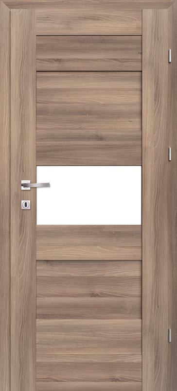 Врата Classen Ясен графит Irid м.4