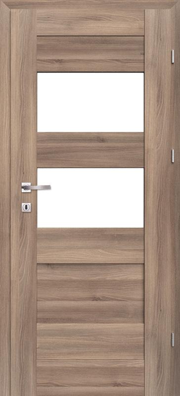 Врата Classen Ясен графит Irid м.5