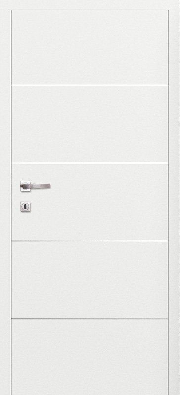 Врата Classen Бял CPL м.1