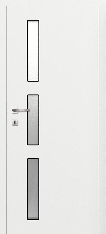 Врата Classen Бял CPL м.2