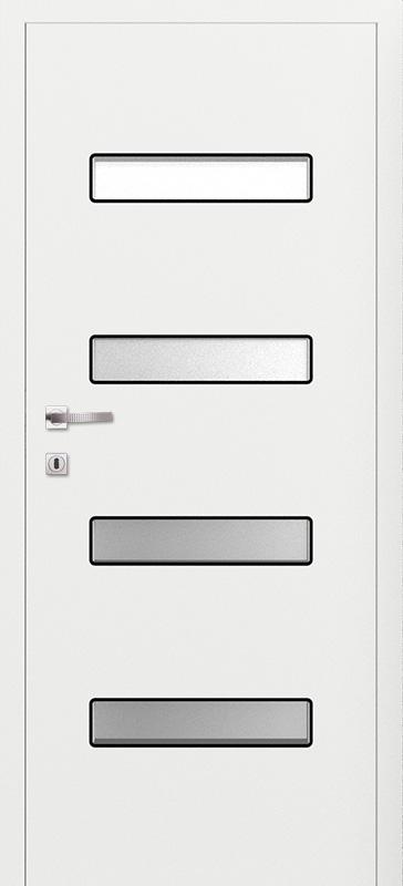 Врата Classen Бял CPL м.4