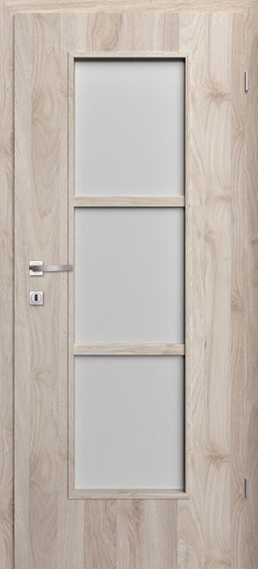 Врата CLASSEN Орех светъл Primo мод.3