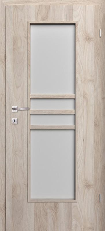 Врата CLASSEN Орех светъл Primo мод.2