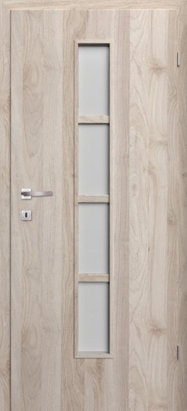 Врата CLASSEN Орех светъл Primo мод.4