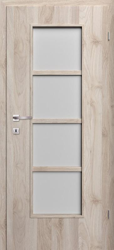 Врата CLASSEN Орех светъл Primo мод.5