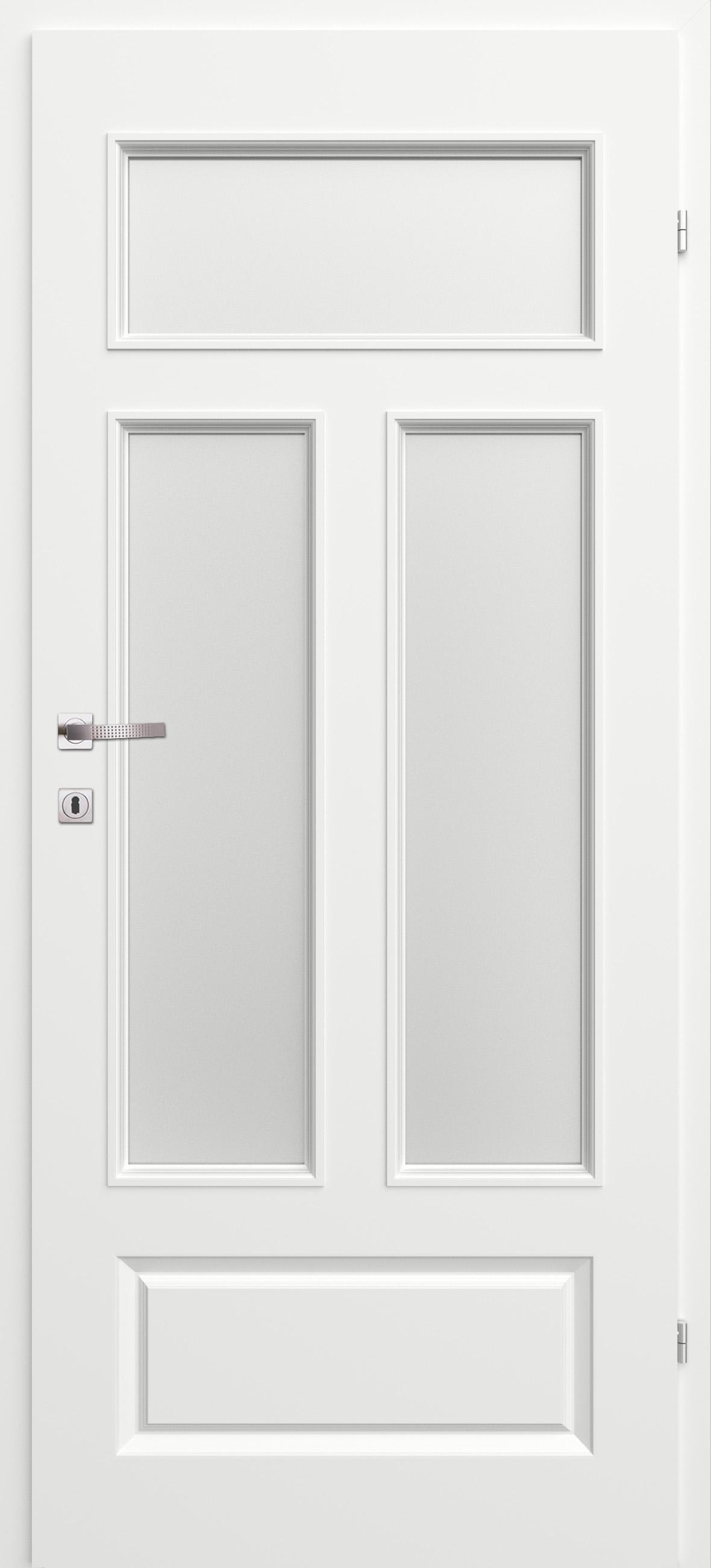 Врата Classen Бял лак UV м.1.3