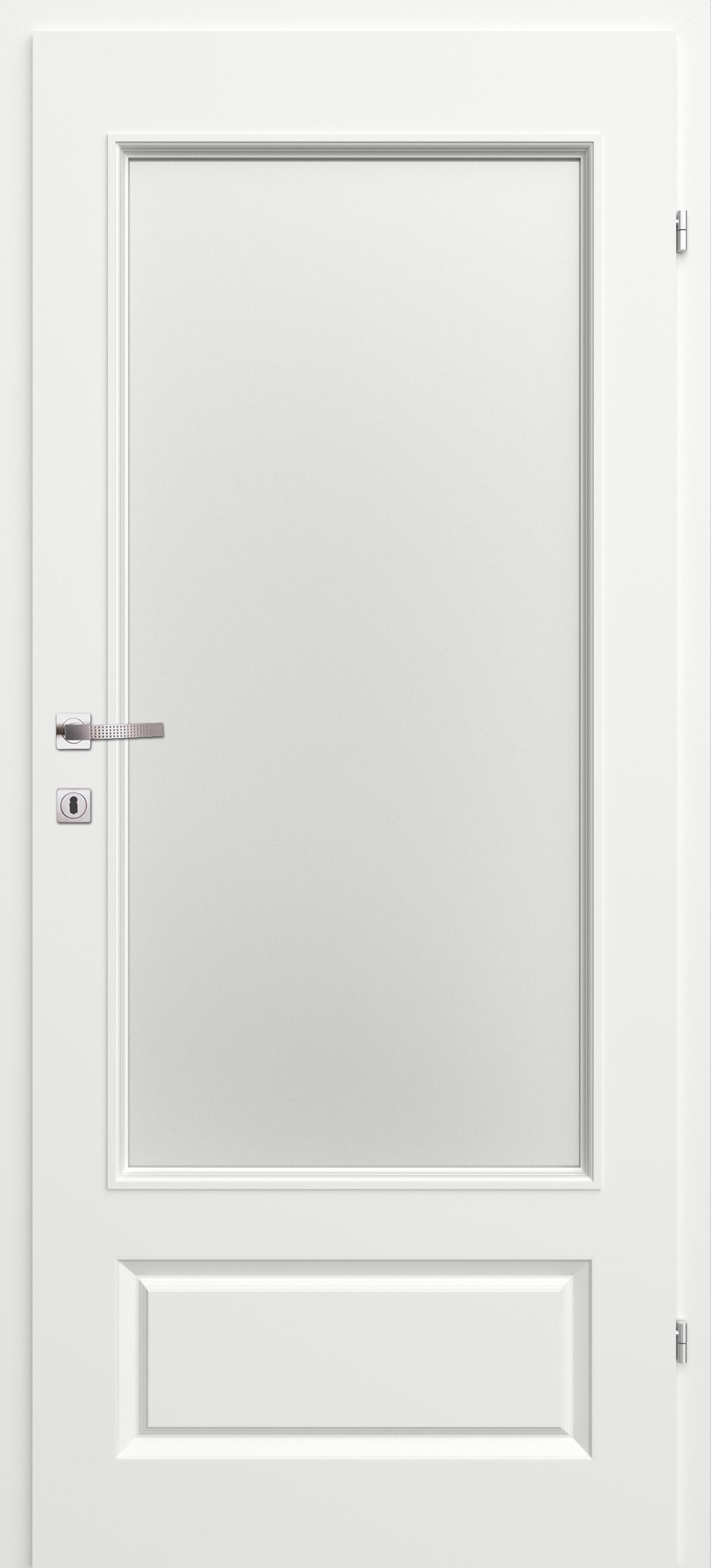 Врата Classen Бял лак UV м.1.4