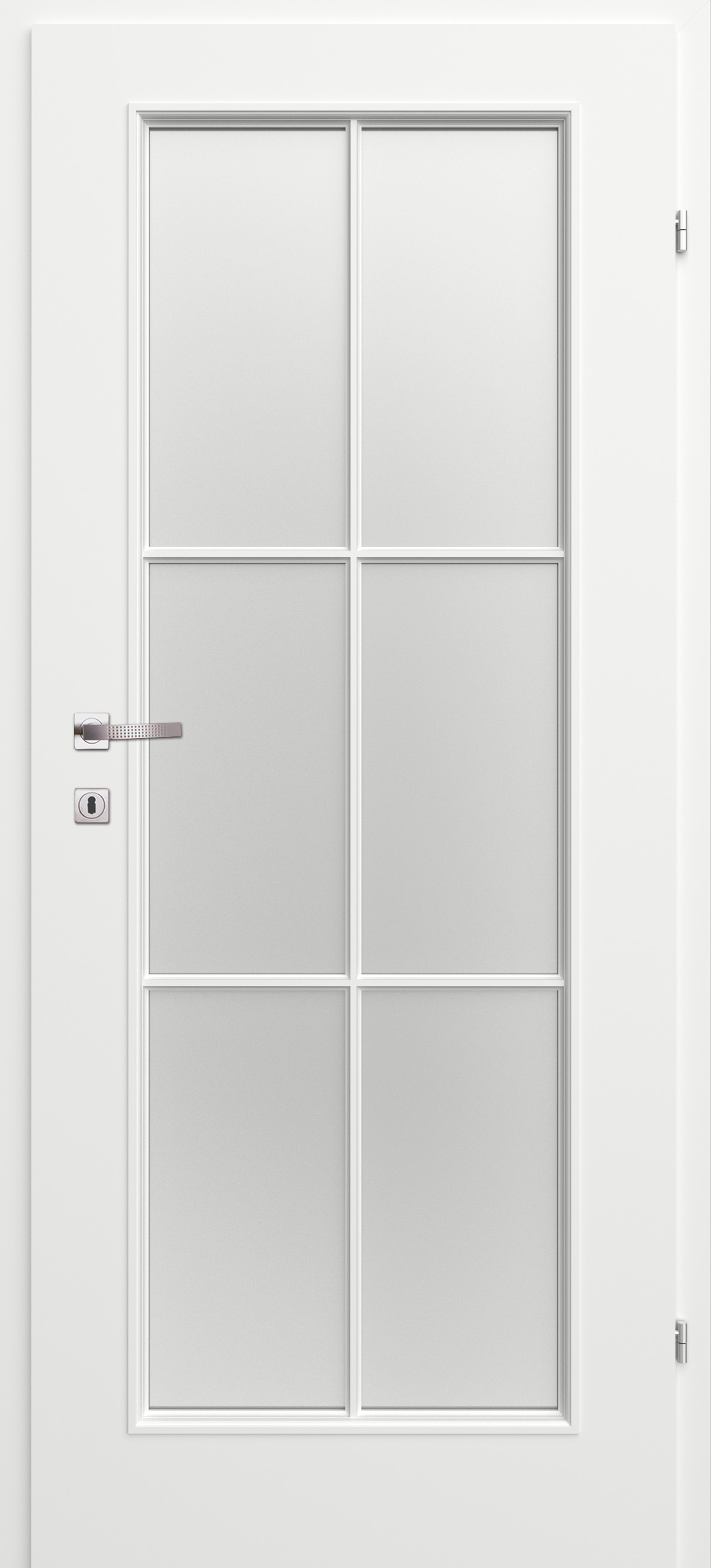 Врата Classen Бял лак UV м.2.5