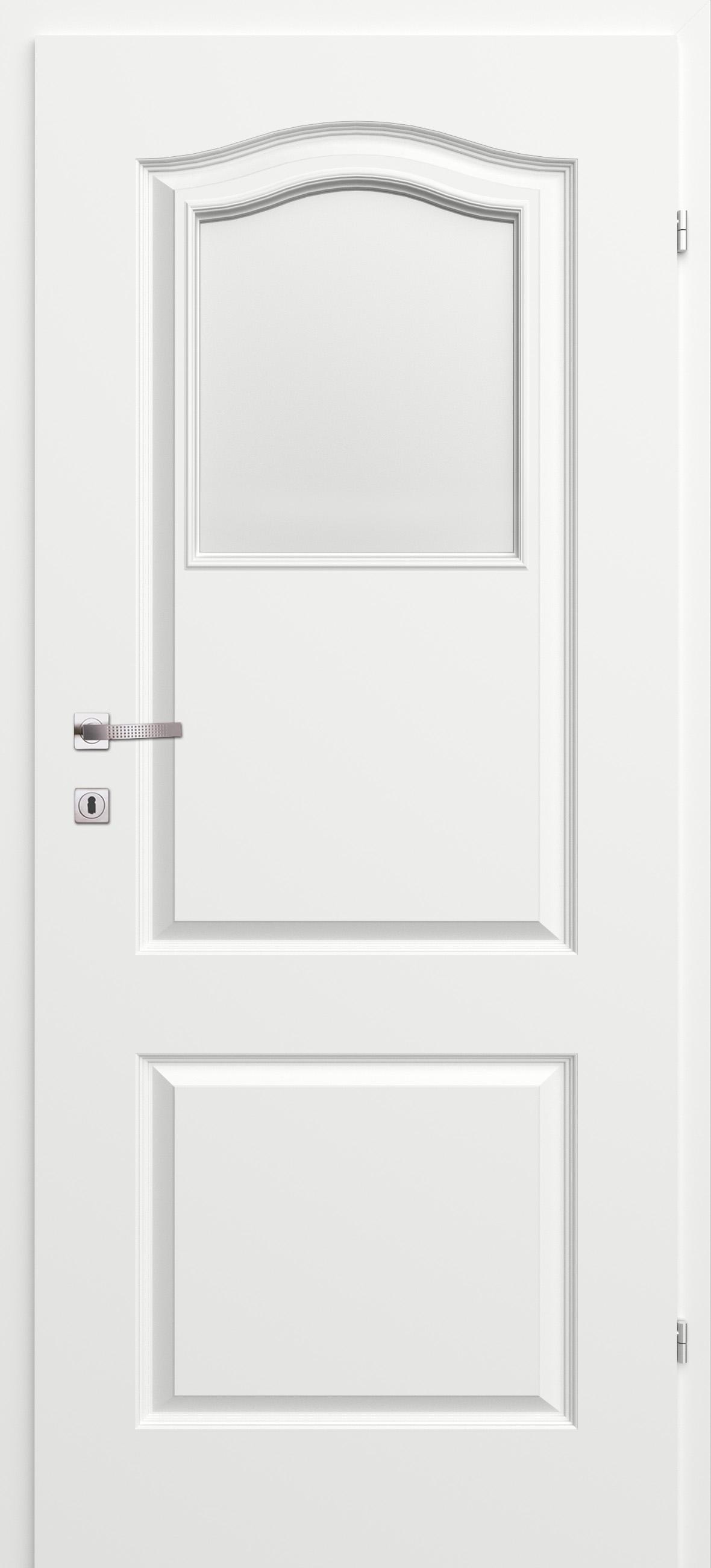 Врата Classen Бял лак UV м.2.7