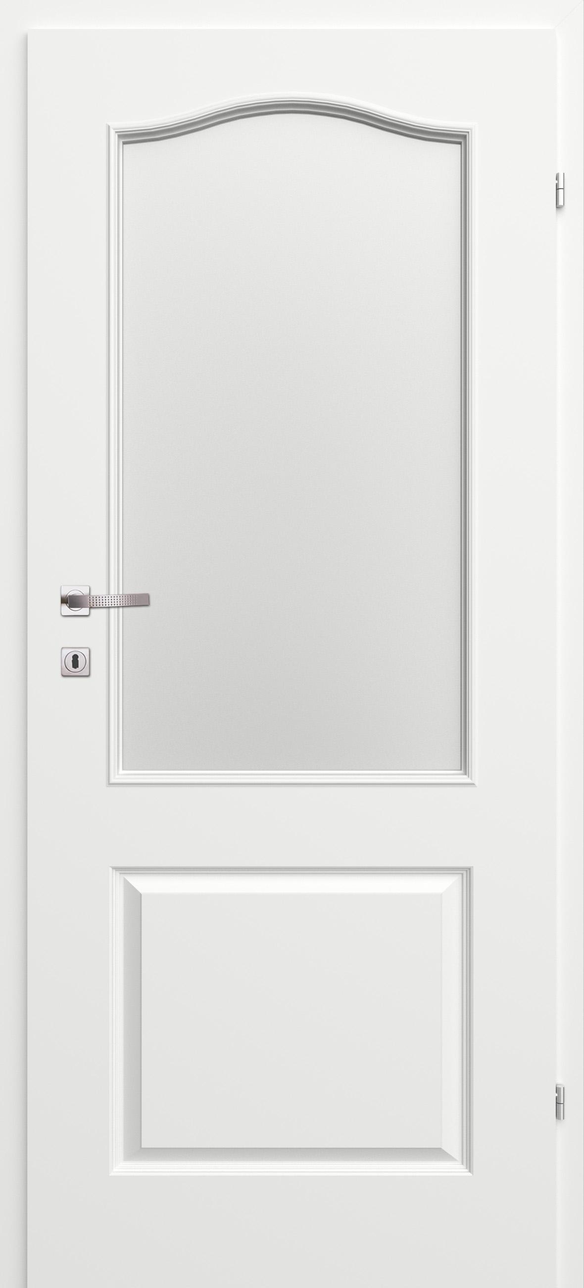 Врата Classen Бял лак UV м.2.8