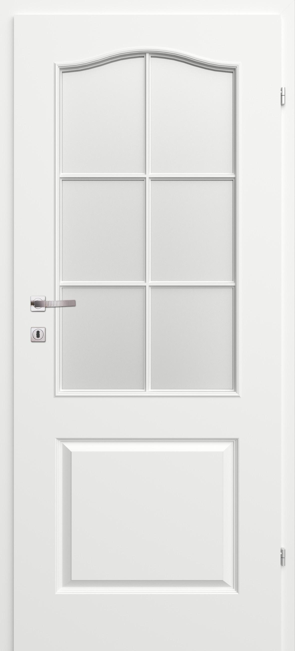 Врата Classen Бял лак UV м.2.9