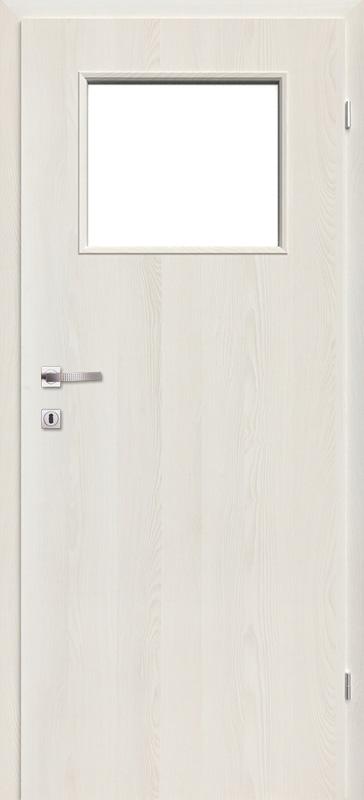 Врата Classen Ясен бял Primo мод.2