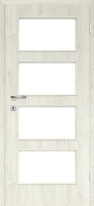 Врата CLASSEN Сив дъб Primo мод.4.5 - 250.00 лв