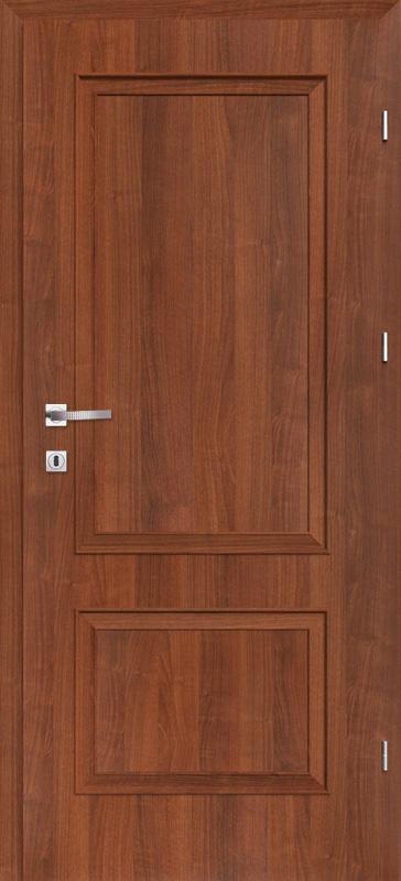 Врата Класен цвят Гръцки орех CPL ламинат фолио мод.1 - 350.00 лв.