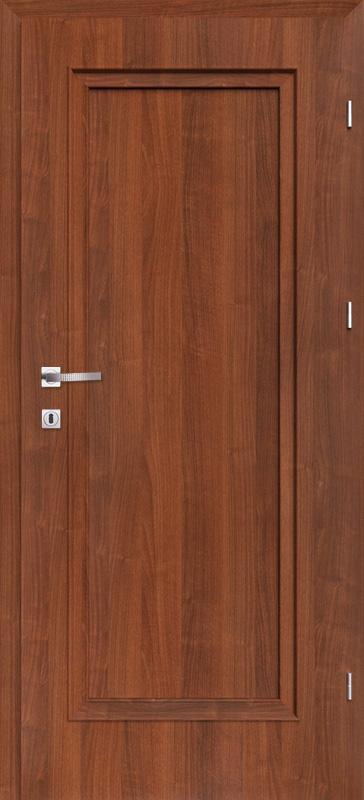 Врата Класен цвят Гръцки орех CPL ламинат фолио мод.3 - 340.00 лв.