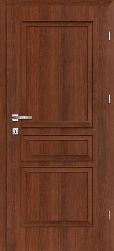 Врата Класен цвят Гръцки орех CPL ламинат фолио мод.6 - 340.00 лв.