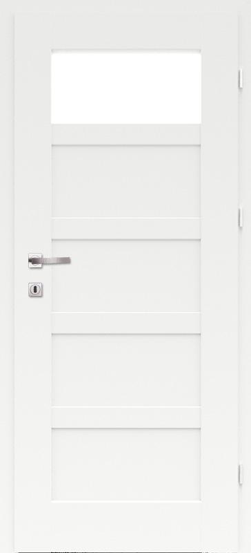 Врата Classen Бял мат CPL мод.