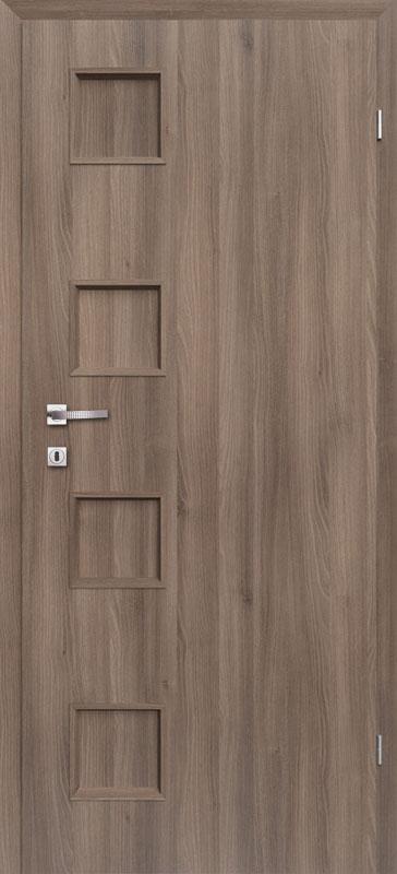 Врата Classen Ясен графит Irid мод.1