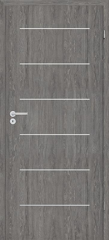 Врата Classen Дъб Григио мод.5