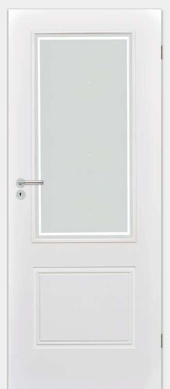 Врата Classen  Бял лак UV PURE мод.2