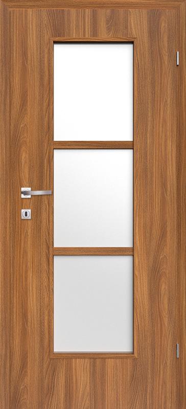 Врата CLASSEN Орех светъл Primo мод.3 - 239.00 лв.