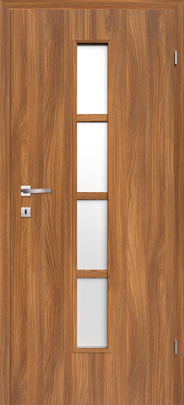 Врата CLASSEN Орех светъл Primo мод.1 - 239.00 лв.