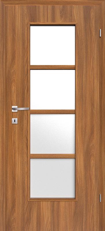 Врата CLASSEN Орех светъл Primo мод.5 - 239.00 лв.