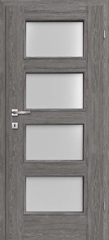 Врата Класен Дъб Гриджио CPL м.4/4 - 279.00 лв.