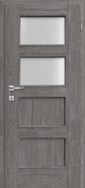 Врата Класен Дъб Гриджио CPL м.2/4 - 259.00 лв.