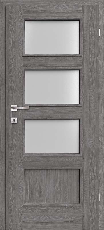 Врата Класен Дъб Гриджио CPL м.3/4 - 259.00 лв.
