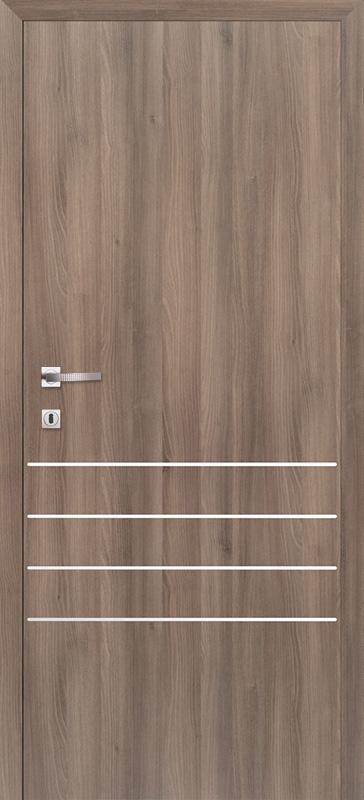 Врата Classen Ясен графит Irid м.6 - 289.00 лв.