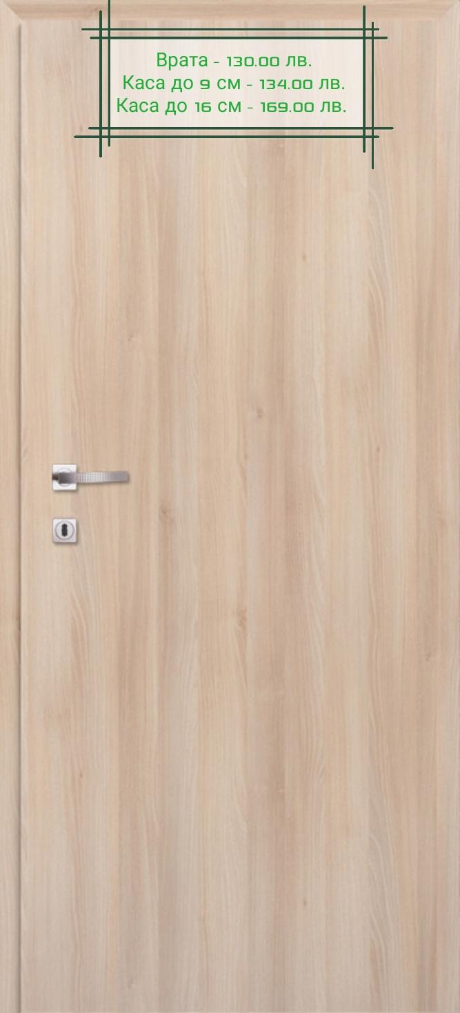 Врата Classen Сенчъри м.1 Ясен сняг CPL ламинат фолио  -  100.00 лв.